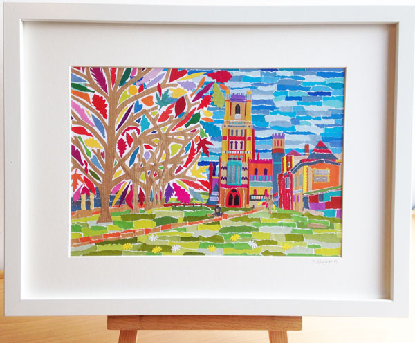 Ely Cathedral by Emma Bennett