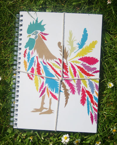 hen notebooks